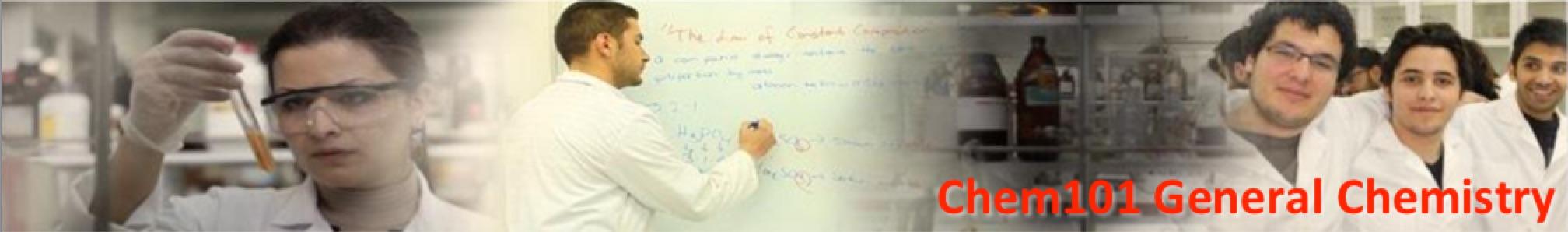 Summary of CHEM101 General Chemistry